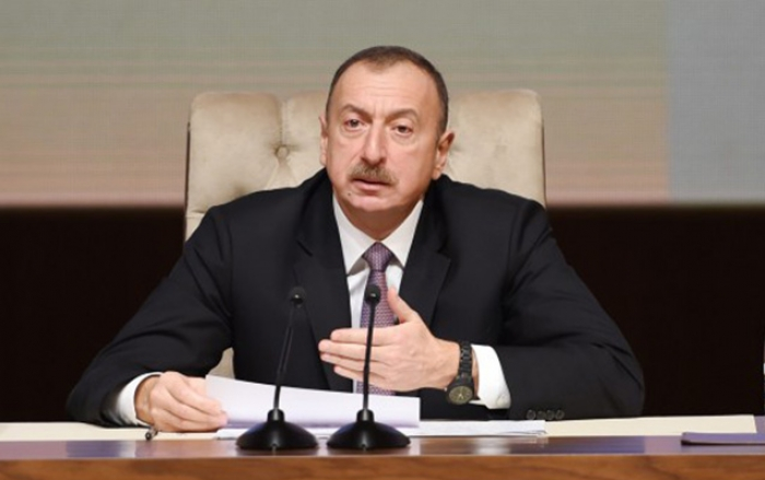 President Ilham Aliyev recommended to liberate Mehman Aliyev