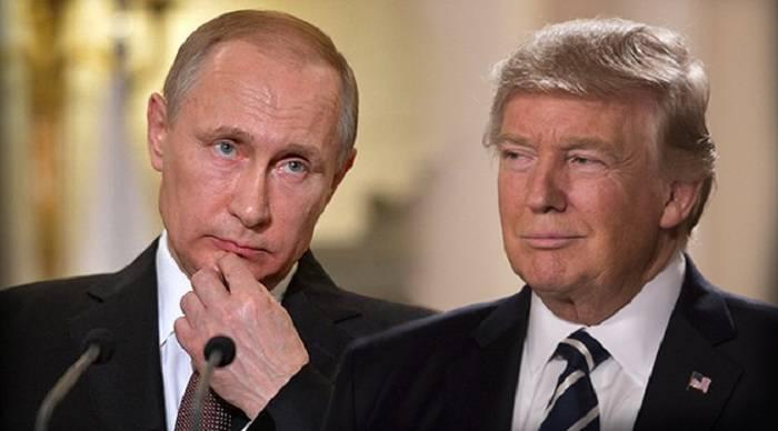 Putin-Tramp görüşünün gündəliyi hazırlanır