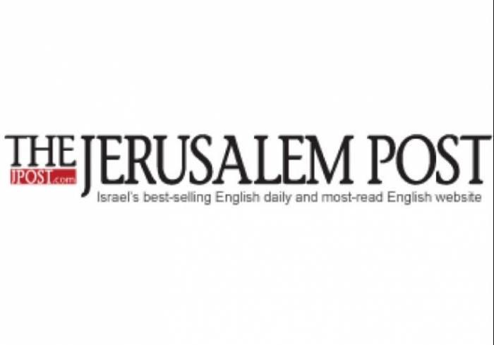 """""""The Jerusalem Post"""": Ermənistan təcavüzkar dövlətdir"""