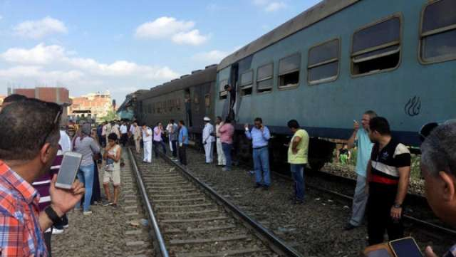 49 killed, dozens injured as trains collide in Alexandria, Egypt- VIDEO, PHOTOS, UPDATED