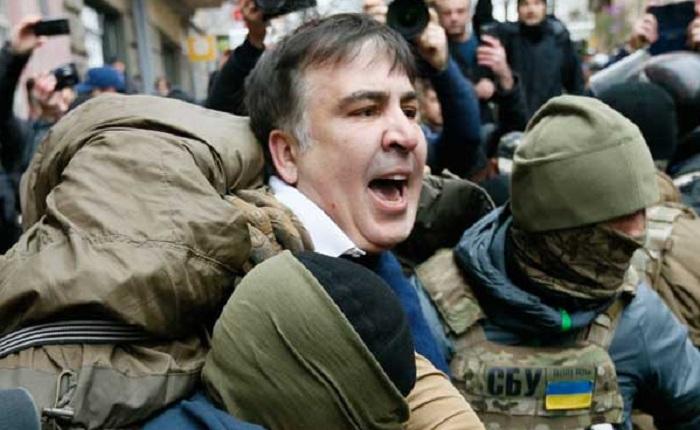 Saakaşvili barəsində 4 il həbs qərarı verildi