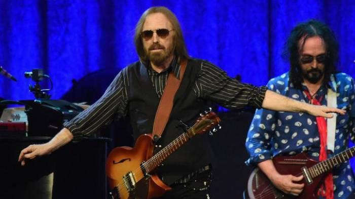 Le rocker américain Tom Petty est mort