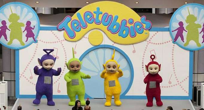 Tinky Winky actor dead, tributes flow