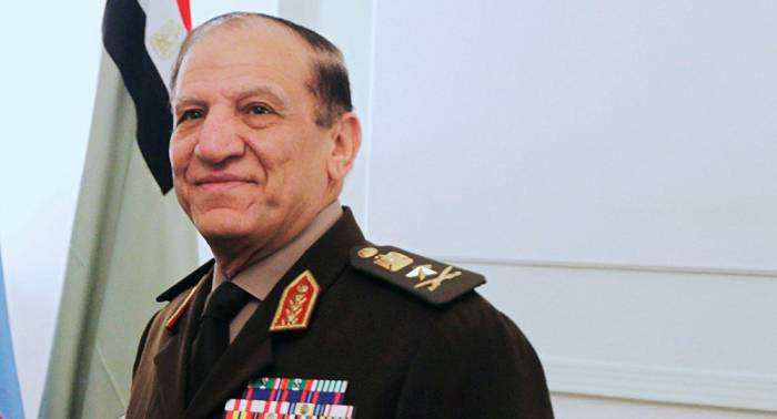 Egypt detains ex-army chief who ran for president