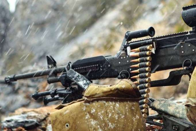 Another ceasefire violation from Armenia