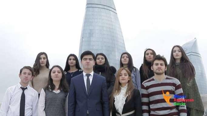 Gənclərdən şəhidləri anım videosu
