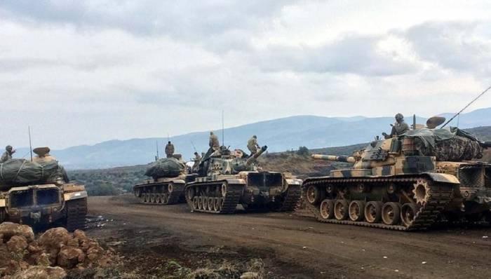 Syrien: 25.000 Oppositionelle schließen sich türkischer Militäroperation an