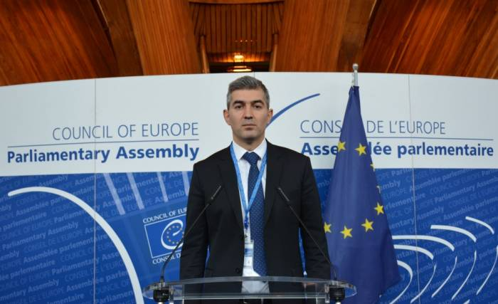 Azerbaijani MP elected deputy chairman of PACE committee