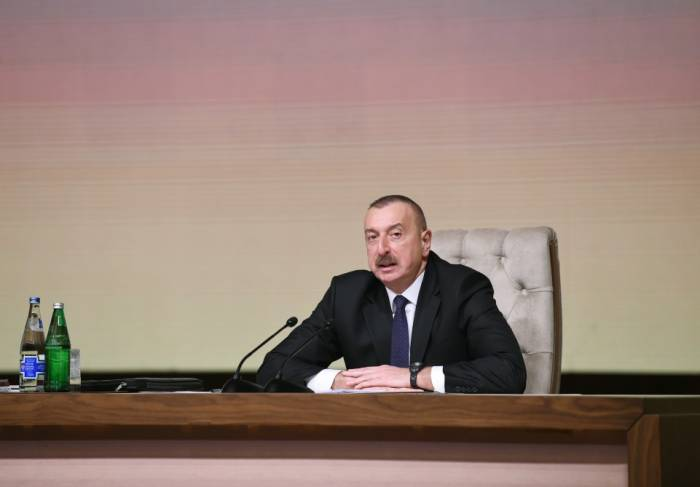 Azerbaijan is one of the exemplary countries, says Ilham Aliyev