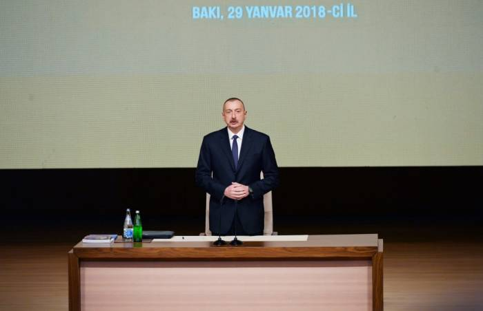 Realities of past 14 years show that all promises more than fulfilled, says Ilham Aliyev