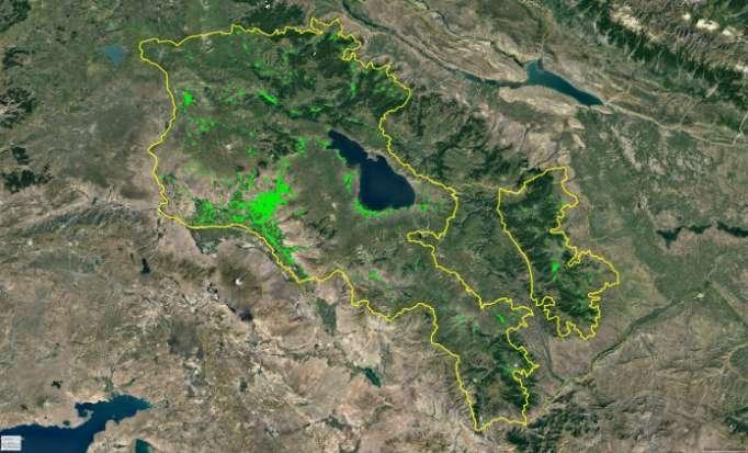 Berg-Karabach-Konflikt: Ökologische Katastrophe des 21. Jahrhunderts