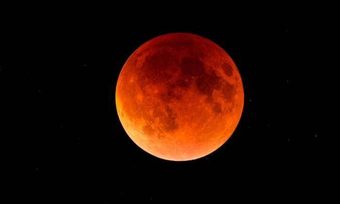 First lunar eclipse in 2018: Here's how to watch the moon turn blood red in the sky