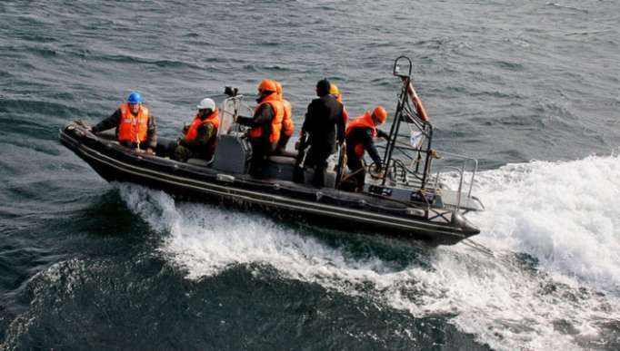 Search for missing Azerbaijanis in the Japanese Sea suspended