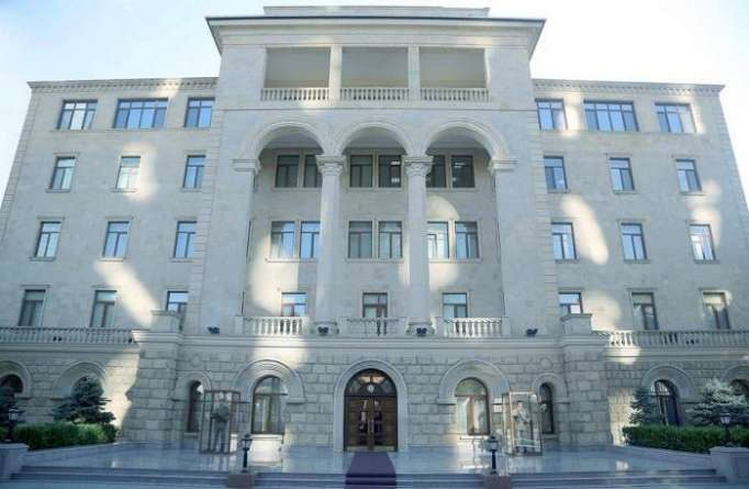 Armenians are so scared they imagine Azerbaijani soldiers everywhere - Ministry