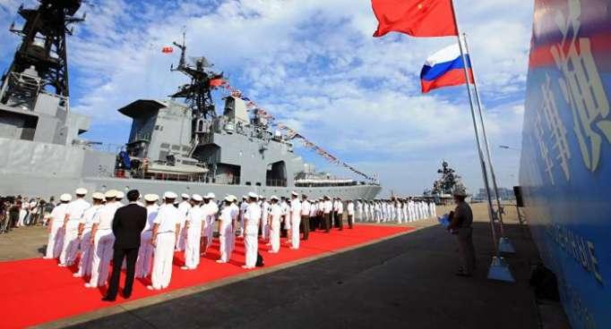 Peking will mit Moskau Front gegen US-Druck machen