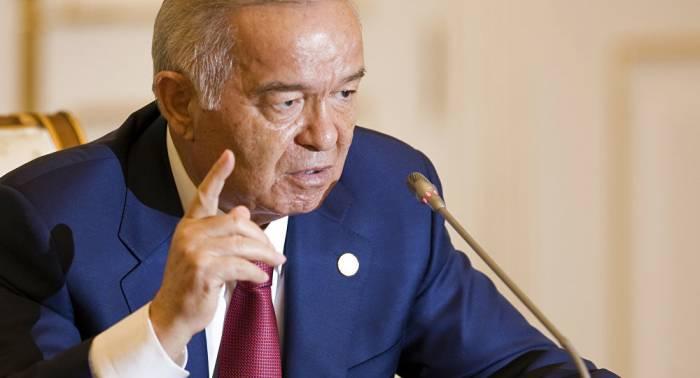 Powerful Uzbek Security Service Chief
