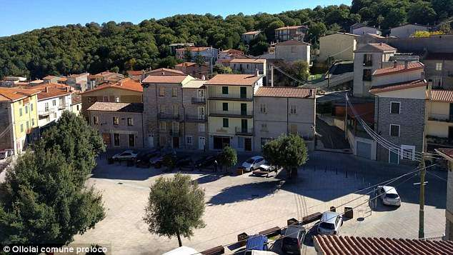 Buy a home in an Italian village for 90 PENCE