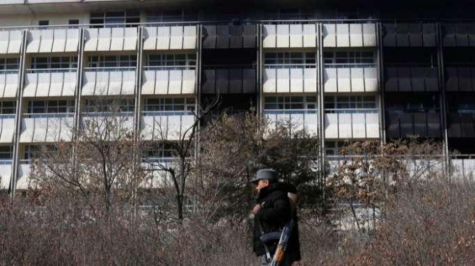 Bundesregierung: Deutsches Todesopfer bei Anschlag in Kabul