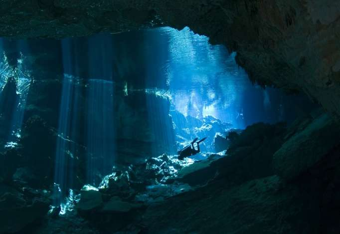 World's Longest Underwater Cave Discovered In Mexico - VIDEO