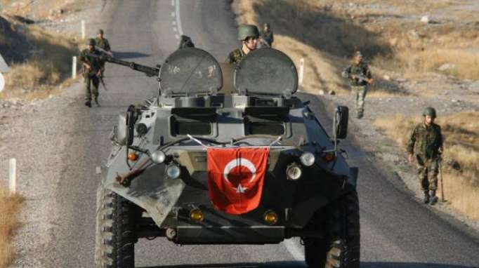 Turkish forces neutralize 287 YPG fighters in Afrin