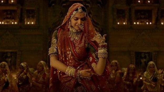 Padmaavat: India schools shut as film protests intensify