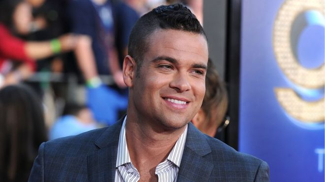 Glee actor Mark Salling, 35, found dead