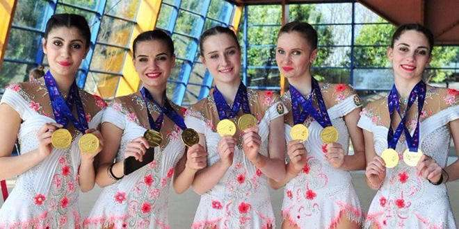Gymnasts from 51 countries to join European Championships in Baku