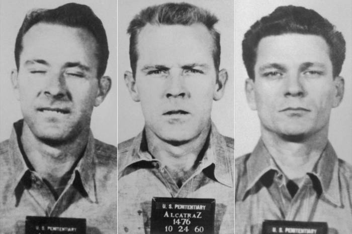 Alcatraz inmates survived infamous 1962 escape, letter suggests