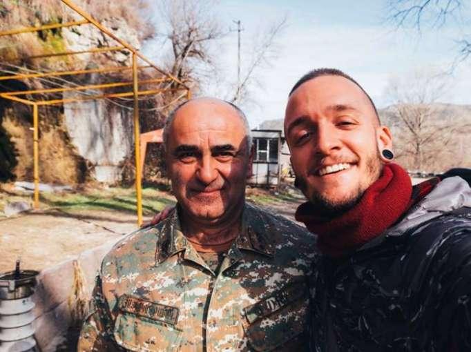 Spanish photographerAlex Domenech travelled occupied Nagorno-Karabakh - PHOTOS