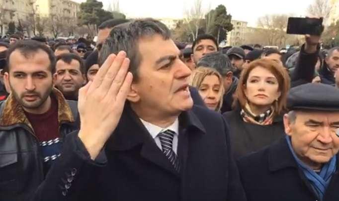 Milli Şuranın şəhidlər şousu