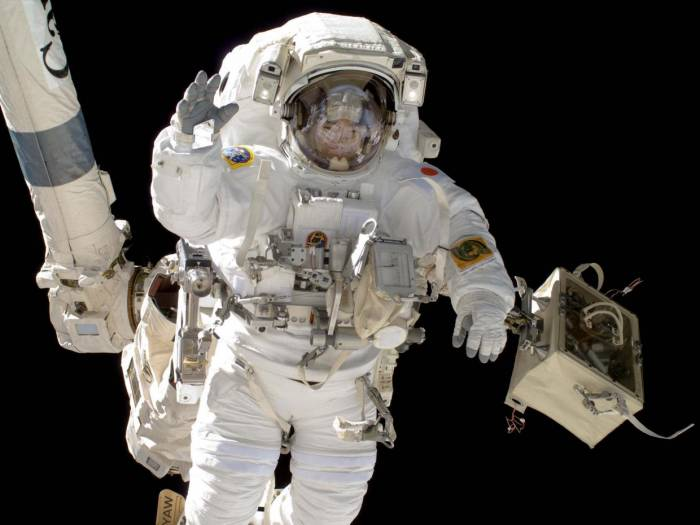 Human waste used to make 'Marmite-like' food for astronauts