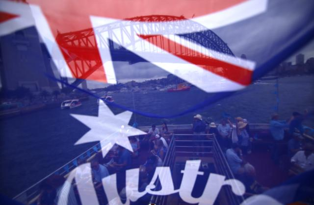 Thousands mark Australia Day with protest against white colonization