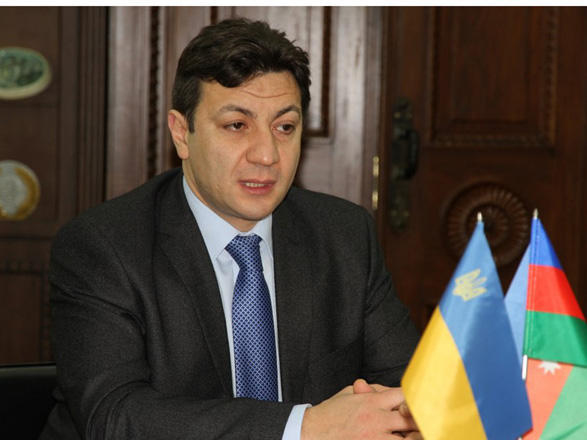 Azerbaijan intends to actively participate in Ukraine's energy projects