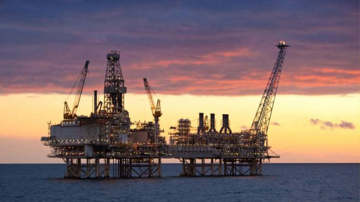 Slight increase in Azerbaijan's daily oil production