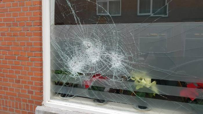 Azerbaijani-Turkish Culture Association attacked in Hague