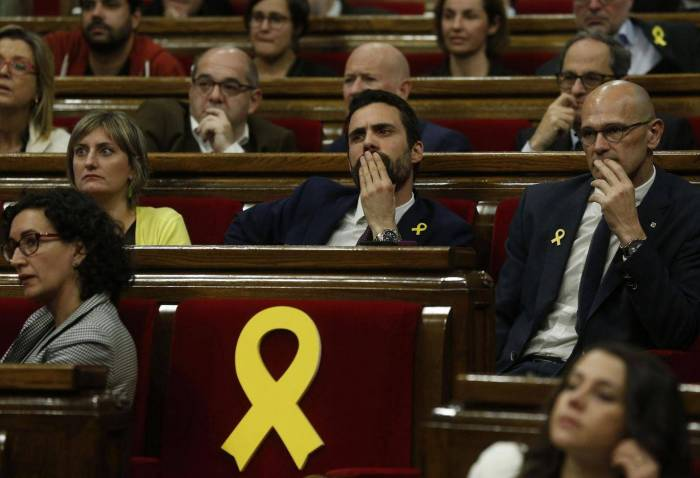 Catalonia one step closer to electing president-in-exile Puigdemont