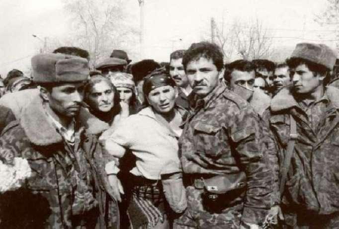 26 years pass since Dashalti operation