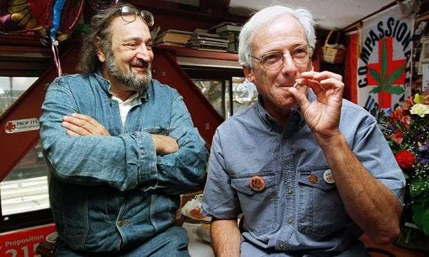 Dennis Peron, father of medical marijuana in California, dies at 72