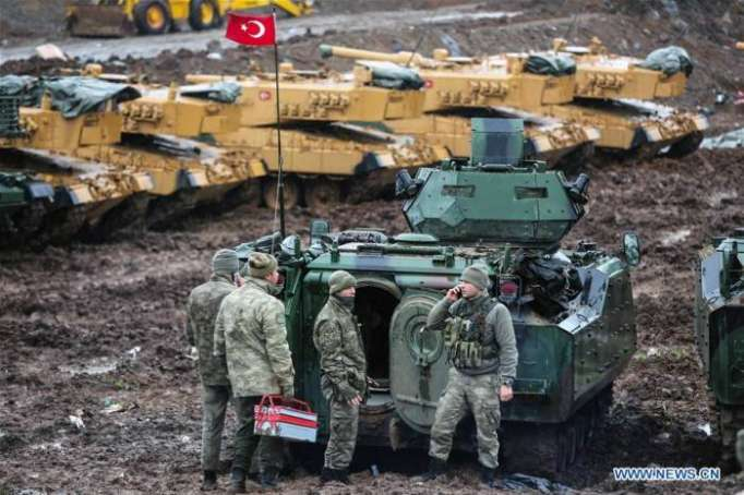 260 Kurdish militia killed in Turkey