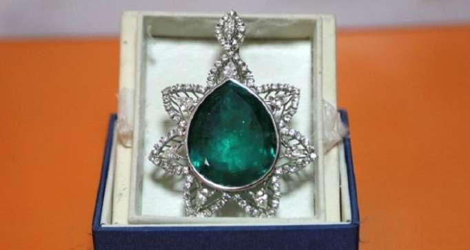 Stolen emerald worth $1 million found two years later in Turkey
