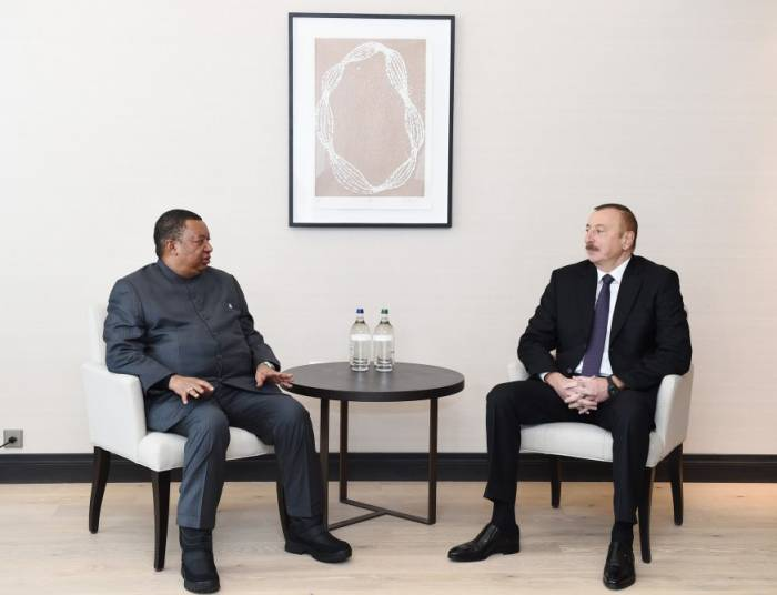 الهام علييف يدعو الأمين العام لمنظمة أوبك إلى أذربيجان