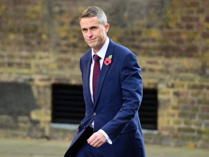 Defence Secretary accused of leaking secrets in newspaper interview