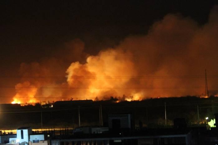Fire at tar factory in Iran kills three
