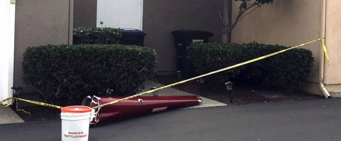 Helicopter crashes into California home, killing 3 people