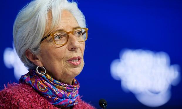 IMF chief warns Trump