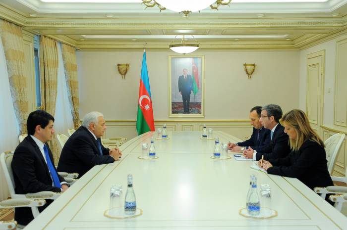Azerbaijan, Inter-parliamentary Union expand relations