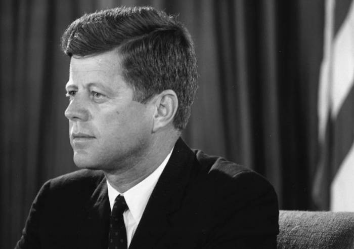 How JFK turned the White House into the Playboy Mansion