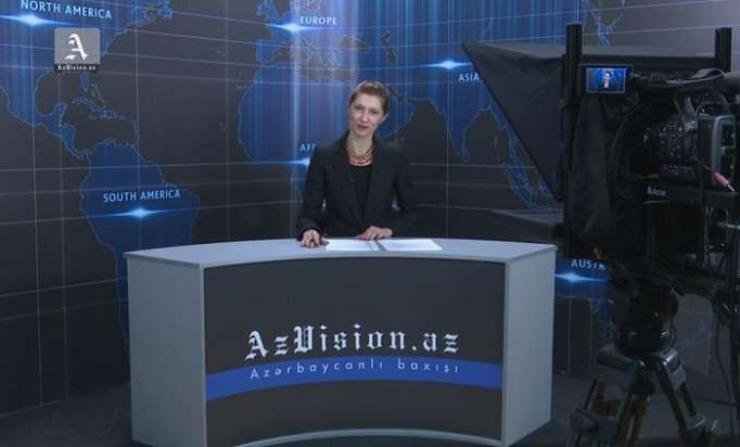 AzVision English releases new edition of video news for January 30- VIDEO
