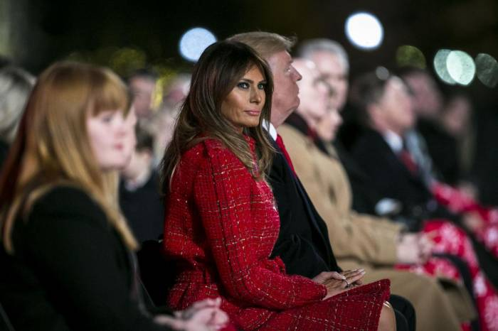 Melania Trump aide blasts rumours as Kimmel show books Stormy Daniels