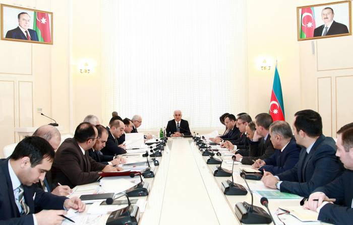 Azerbaijan to intensify activity of trade reps abroad - Minister